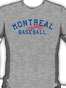 Montreal Baseball T-Shirt