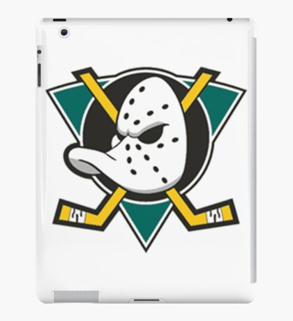 Mighty Ducks iPad Case/Skin