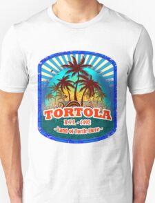 Tortola Island Unisex T-Shirt