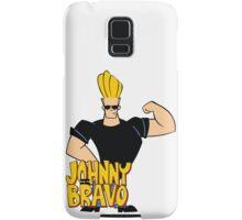 Johnny Bravo Cartoon Funny Samsung Galaxy Case/Skin