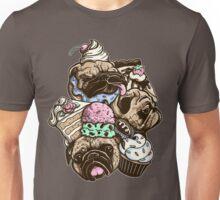 Dogs & Desserts Unisex T-Shirt