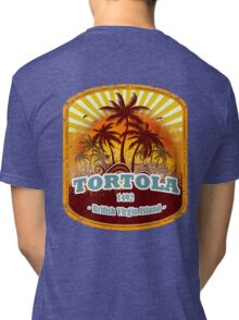 Tortola  Tri-blend T-Shirt