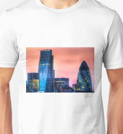 The Gherkin and the Cheesgrater London Unisex T-Shirt