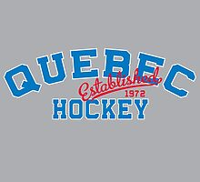 Quebec Hockey by aBrandwNoName