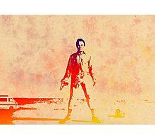 Walter White aka Heisenberg Photographic Print