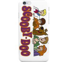 Scooby Doo Cartoon Funny 2 iPhone Case/Skin