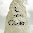 C is for Claire by kostolany244