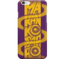 Makankosappo iPhone Case/Skin