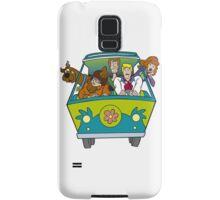 Scooby Doo Cartoon Funny 3 Samsung Galaxy Case/Skin