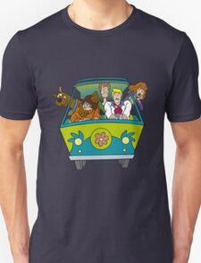 Scooby Doo Cartoon Funny 3 T-Shirt