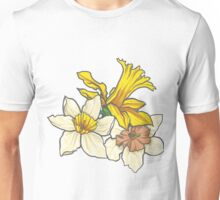 Daffodil - March Birth Flower Unisex T-Shirt