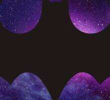 Batman Logo - Galaxy Sticker