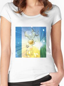 Circus Women's Fitted Scoop T-Shirt