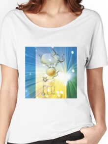 Circus Women's Relaxed Fit T-Shirt