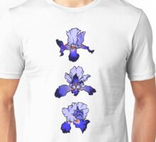 Iris -  February Birth Month Unisex T-Shirt