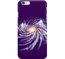 Spacetime Story iPhone Case/Skin