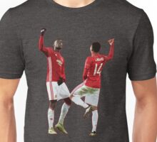 Pogba Lingard Dance Celebration Unisex T-Shirt