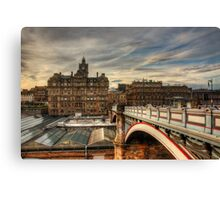 Heart of the City Canvas Print