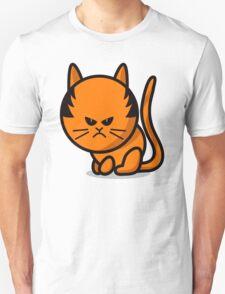 A grumpy cat Unisex T-Shirt