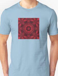 Red pattern Unisex T-Shirt
