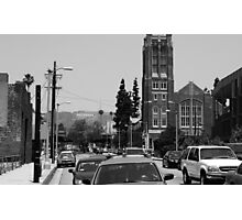 Hollywood, California Photographic Print