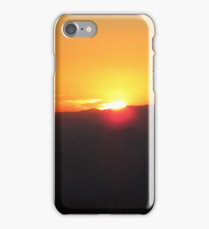 Parkway Sunset iPhone Case/Skin