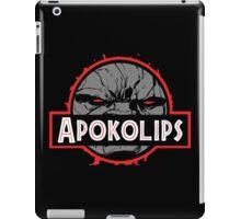 Apokolips iPad Case/Skin