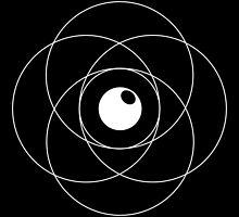 Erudite Eye - White by MusicandWriting