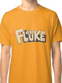 // Dr Fluke // Don't Stop Superheroes // Luke // Classic T-Shirt