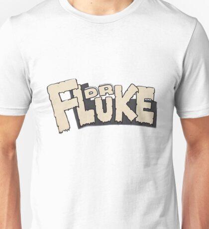 // Dr Fluke // Don't Stop Superheroes // Luke // Unisex T-Shirt