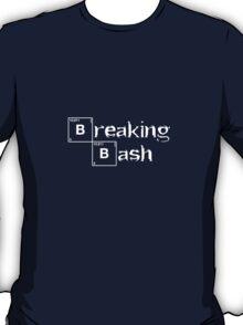 Breaking Bash - White T-Shirt