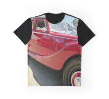 50's MG Convertible Graphic T-Shirt