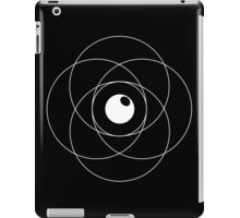 Erudite Eye - White iPad Case/Skin
