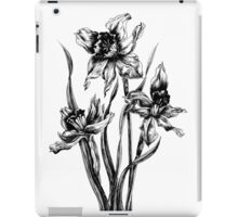 First Flowers of Spring iPad Case/Skin