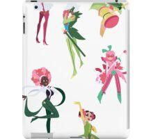 more plant girls iPad Case/Skin