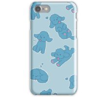 yuri on ice dog anime iPhone Case/Skin