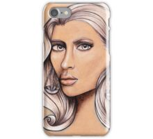 Libra ♎ Astrological Fantasy Portrait iPhone Case/Skin