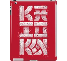 Kaioken iPad Case/Skin