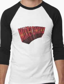 // Mike-Ro-Wave // Don't Stop Heroes // Michael // Men's Baseball ¾ T-Shirt