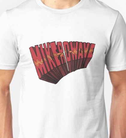 // Mike-Ro-Wave // Don't Stop Heroes // Michael // Unisex T-Shirt