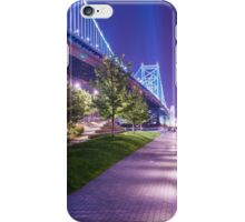 Race Street Pier - Philadelphia, PA iPhone Case/Skin