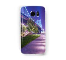 Race Street Pier - Philadelphia, PA Samsung Galaxy Case/Skin