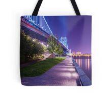 Race Street Pier - Philadelphia, PA Tote Bag
