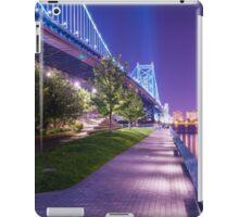 Race Street Pier - Philadelphia, PA iPad Case/Skin