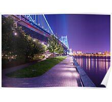 Race Street Pier - Philadelphia, PA Poster