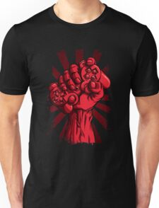 Gamer Fist in the Air Unisex T-Shirt
