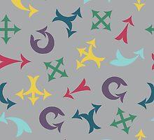 Arrows by IraMukti