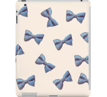Scattered Bow Ties iPad Case/Skin