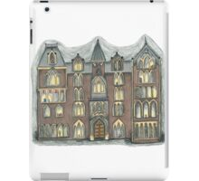 pendle hall iPad Case/Skin