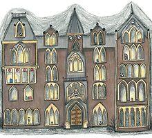 pendle hall by zehava